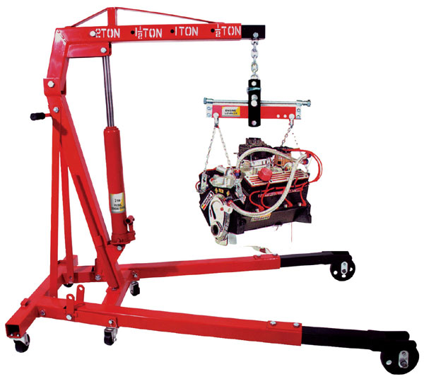Looking for an Engine Hoist? Compare Here!